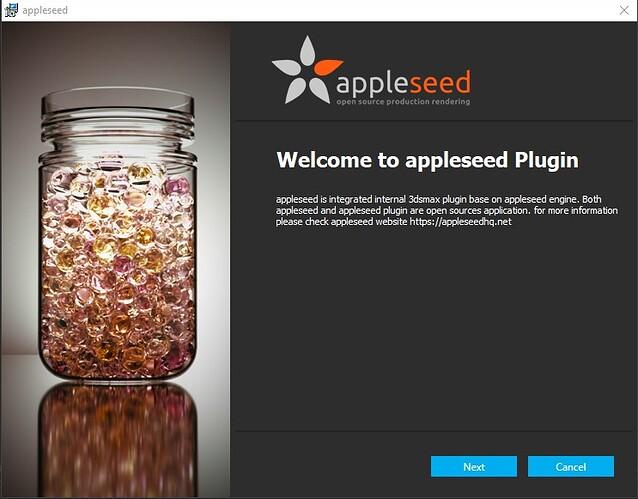 appleseed-Installer